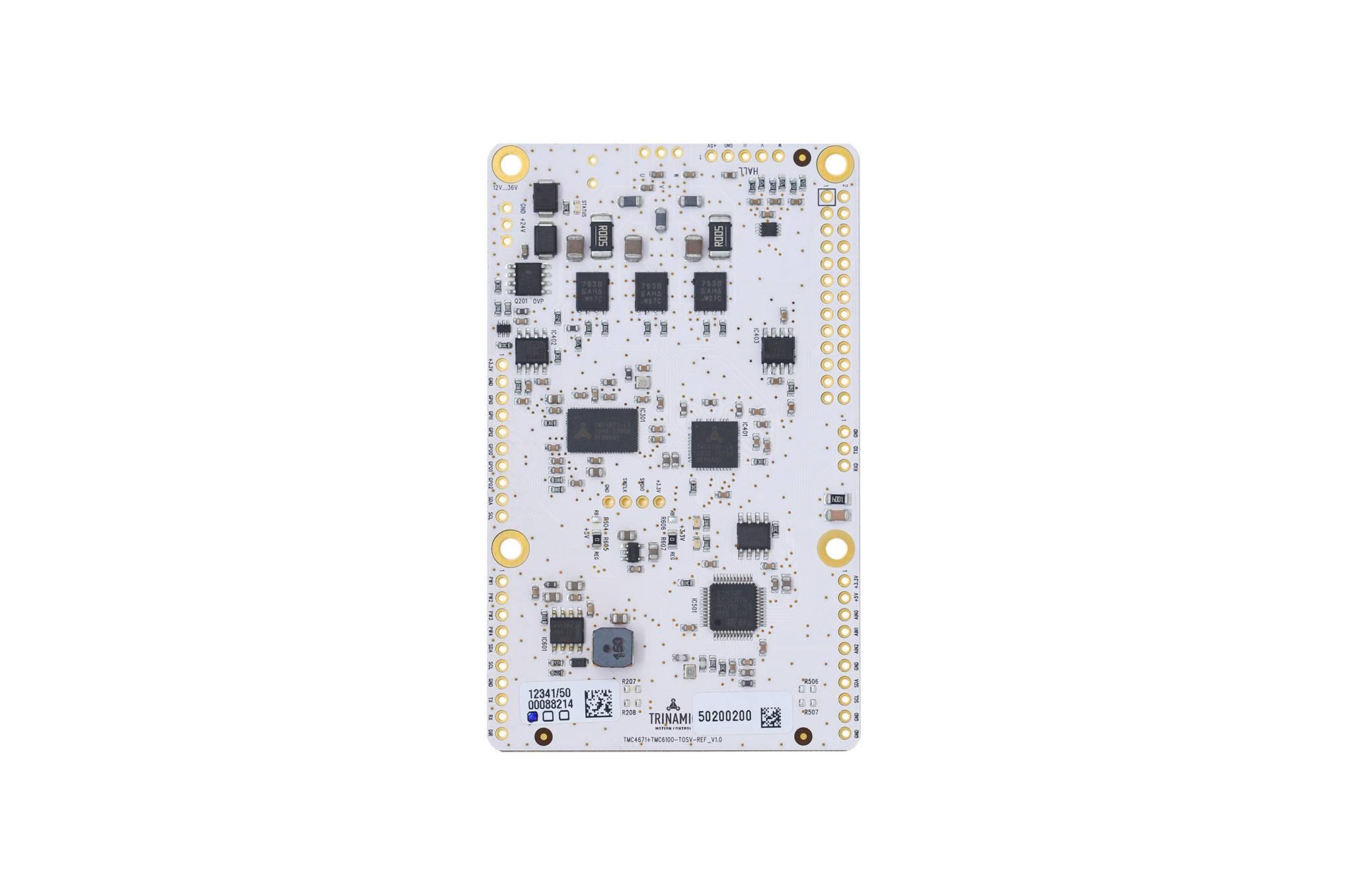 TMC4671+TMC6100-TOSV-REF